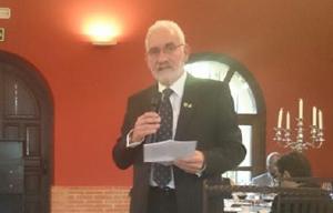 Palabras de Despedida de D. José Miguel Otero Soriano, ExSecretario General de la C.G.P.C., con motivo de su jubilación.