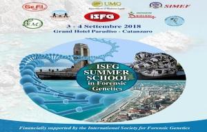 1ra Summer School de la Sociedad Internacional de Genética Forense (ISFG)
