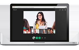 Blackboard Collaborate <strong>herramienta de videoconferencia</strong> integrada en el campus online