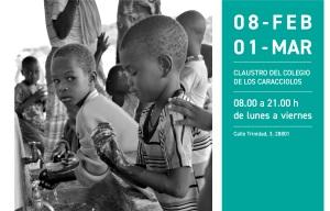 Acciones de Cooperación al Desarrollo de la UAH. Exposición de fotografía