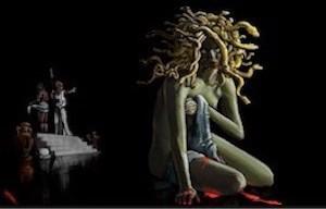 IX Encuentro Internacional Espacios Míticos de la UAH. El espejo de Medusa. Fealdad y belleza en la mitología
