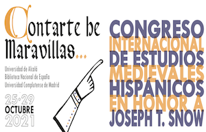 Congreso Internacional en Homenaje a Joseph T. Snow