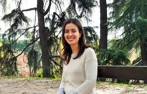 La profesora Delfina Vázquez Balonga recibe el Premio Jóvenes Investigadores 2020