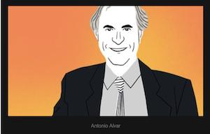 El profesor Antonio Alvar en Memorias de la Fundación (Fundación Juan March)