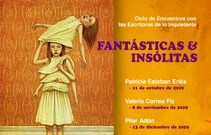 Fantásticas & Insólitas: Valeria Correa Fiz