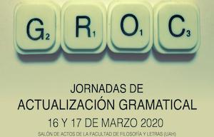 Jornadas de actualización gramatical