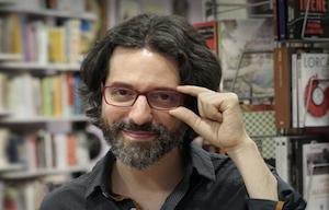 Conferencia del escritor Andrés Neuman