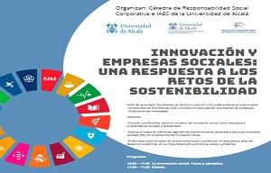 Curso online: INNOVACIÓN Y EMPRESAS SOCIALES: UNA RESPUESTA A LOS RETOS DE LA SOSTENIBILIDAD.