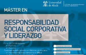 MÁSTER EN RESPONSABILIDAD SOCIAL CORPORATIVA Y LIDERAZGO  EXECUTIVE
