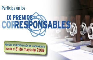 IX Premios Corresponsables en Iberoamérica