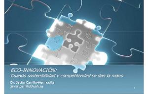 Eco-innovación para la sostenibilidad