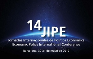 14th Economic Policy International Conference -14 JIPE