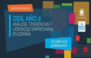 ODS año 2. Análisis, tendencias y liderazgo empresarial en España