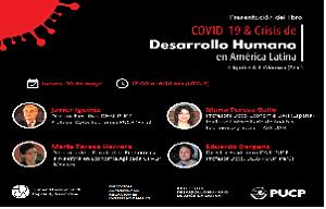 Presentación del libro: COVID19 & crisis de desarrollo humano en América Latina