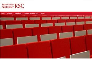 Premios Red de Cátedras Santander RSC - ¡ÚLTIMOS DÍAS!