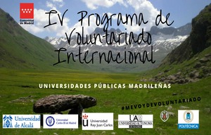 Convocatoria de Voluntariado internacional