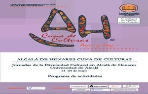I Jornadas Diversidad Cultural Alcalá de Henares