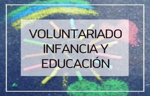 Voluntariado Infancia y Educación