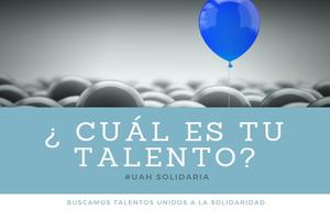 Talento y solidaridad van de la mano en la Universidad de Alcalá