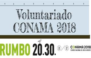 Voluntariado CONAMA 2018