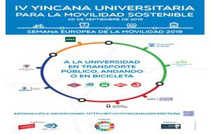 IV Yincana Universitaria para la movilidad sostenible