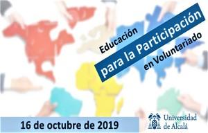 Curso de Educación para la Participación en Voluntariado