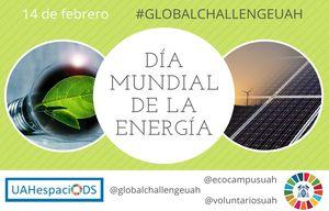 14 de febrero | Día de la Energía