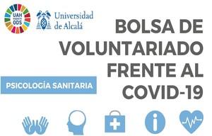 Bolsa de voluntariado frente a COVID-19 para miembros de la comunidad universitaria habilitados o próximos a habilitarse en Psicología General Sanitaria