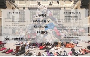 MODA SOSTENIBLE: CONSUMO CRÍTICO, un nuevo curso online si te interesa la moda, pero también el planeta