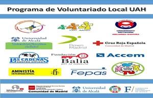 Encuentro online con las entidades del Programa de Voluntariado Local UAH