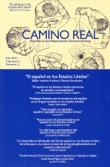 Camino Real. Año 2016-Vol.8 Núm.11.