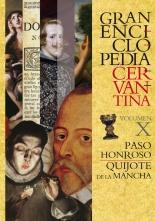 Gran Enciclopedia Cervantina. Volumen X