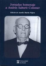 Jornadas homenaje a Andrés Saborit Colomer
