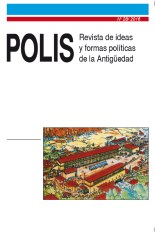 POLIS. Revista de ideas y formas políticas de la Antigüedad Clásica. Nº28